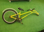 Bike seat attachment
