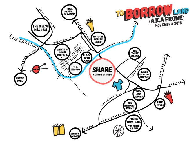 Sharing Festival Frome